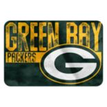 Green Bay Packers Memory Foam Bath Mat