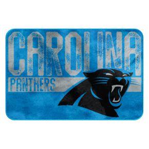 Carolina Panthers Memory Foam Bath Mat