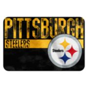 Pittsburgh Steelers Memory Foam Bath Mat