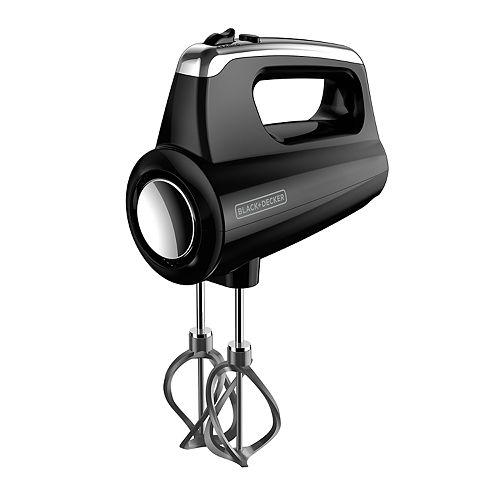 Black & Decker Helix Performance Premium 5-Speed Hand Mixer