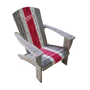 Detroit Red Wings Adirondack Chair