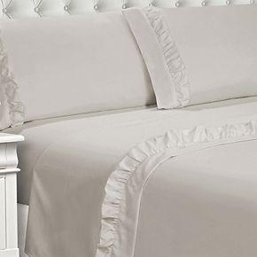 Ruffled Sheet Set