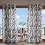 Madison Park Meeru 3M Scotchgard Outdoor Window Curtain