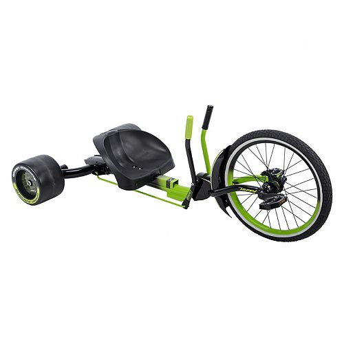"""Huffy 20"""" Green Machine Tricycle"""