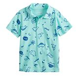 Baby Boy Jumping Beans® Graphic Polo