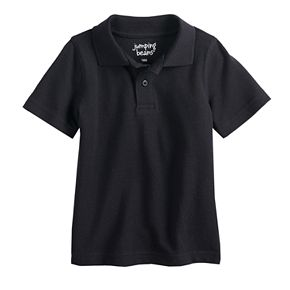 Baby Boy Jumping Beans® Pique Solid Polo