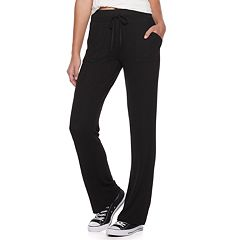 591d89f4a439e Juniors  SO® High Rise Tie Waist Dorm Pants