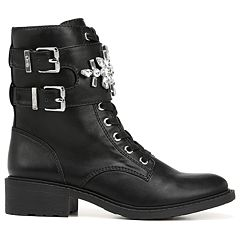 Circus by Sam Edelman Dakota Women's Lace-Up Combat Boots