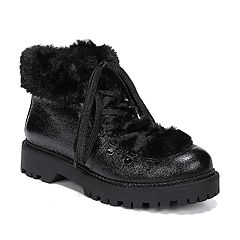 Circus by Sam Edelman Kilbourn Women's Faux-Fur Ankle Boots