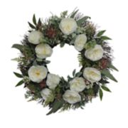 SONOMA Goods for Life? Artificial Succulent & Flowers Wreath