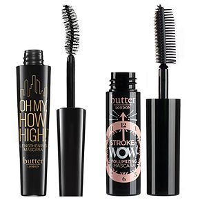 butter LONDON Oh, Wow! 2-Piece Fashion Size Mascara Set