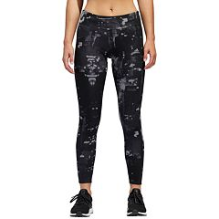 Women's adidas Response Running High-Waisted Ankle Leggings