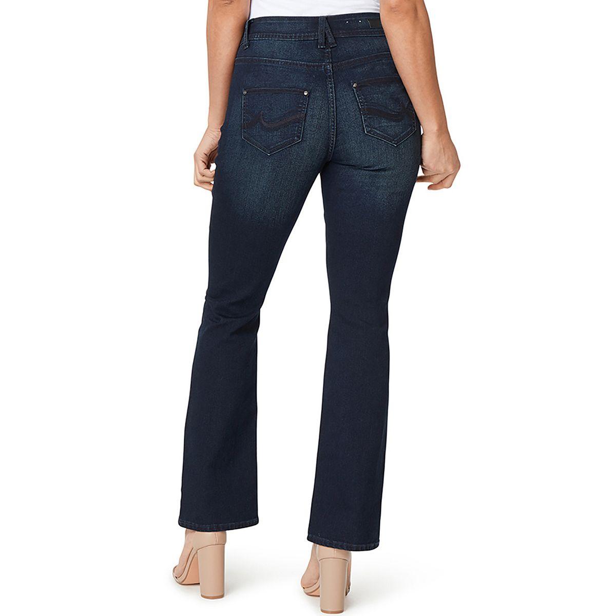 Women's Angels Curvy Fit Bootcut Jeans Amaryllis vTAuR