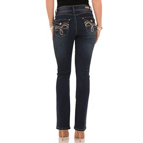 Women's Angels Curvy Fit Bootcut Jeans