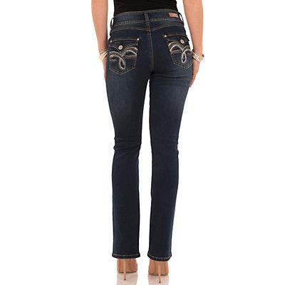 Women's Angels Curvy Fit Bootcut Jeans