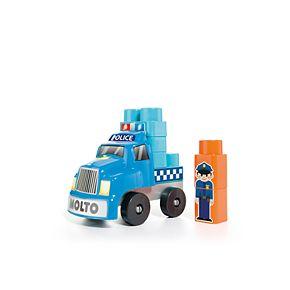 Molto 125-Piece Truck Blocks Set
