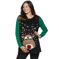 maternity ugly christmas sweater - Maternity Christmas Sweater