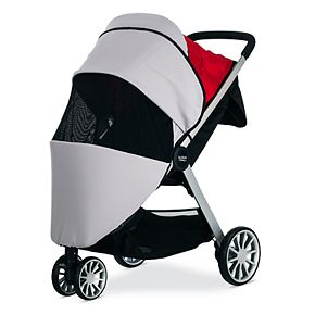 Britax B-Lively Sun & Bug Cover