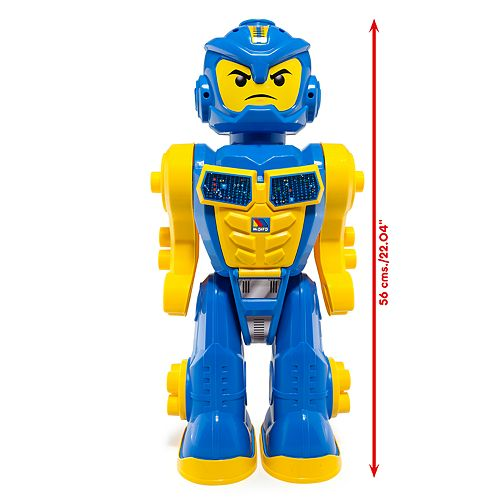 Molto 15-Piece Robot Transformer Blocks Set