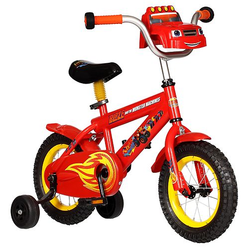 "Blaze and the Monster Machines 12"" Bike"