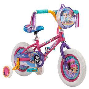 "Shimmer and Shine12"" Bike"