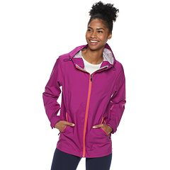 ac163cdc729 Womens Water-Resistant Coats & Jackets - Outerwear, Clothing | Kohl's