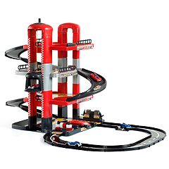 Molto 4-Story Parking Playset