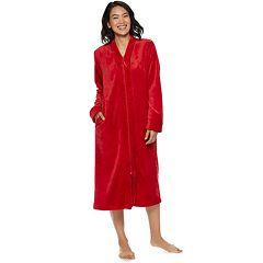 Petite Croft & Barrow® Plush Lounge Robe