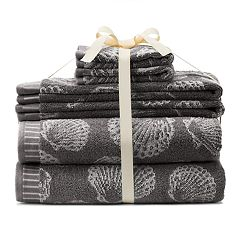 SONOMA Goods for Life® Ultimate Coastal 6-pack Bath Towel Set