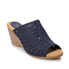 f08029540518ef Womens Blue Croft   Barrow Sandals - Shoes