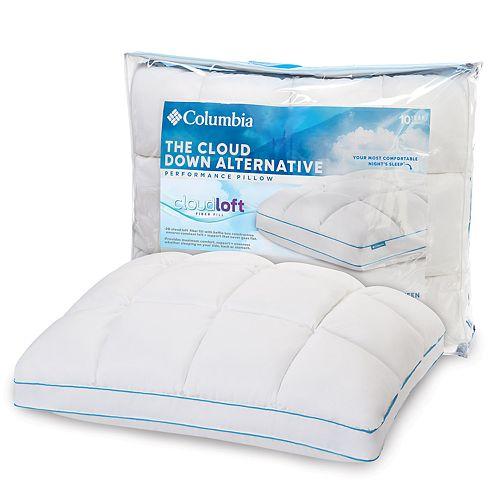 Columbia Cloud Down-Alternative Pillow