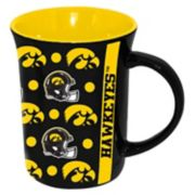 Iowa Hawkeyes Line Up Coffee Mug
