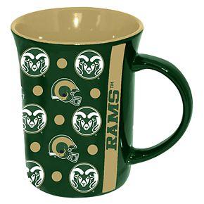 Colorado State Rams Line Up Coffee Mug