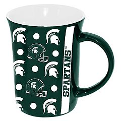 Michigan State Spartans Line Up Coffee Mug
