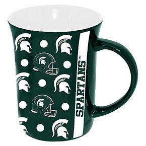 Michigan State Spartans Line Up Coffee Mug