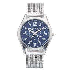 IZOD Men's Mesh Watch - IZ05235KL