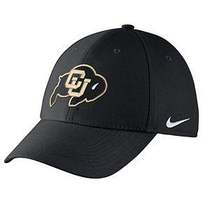 Adult Nike Colorado Buffaloes Dri-FIT Flex-Fit Cap