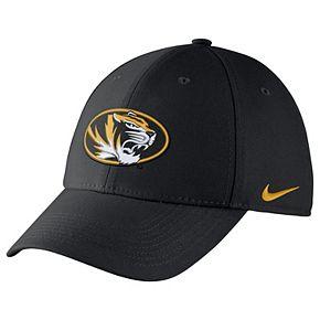 Adult Missouri Tigers Nike Dri-FIT Flex-Fit Cap