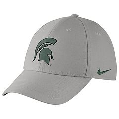 8967a48763e1a Adult Michigan State Spartans Nike Dri-FIT Flex-Fit Cap