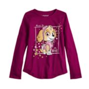 "Girls 4-10 Paw Patrol Skye ""Born To Be Brave"" Graphic Tee"