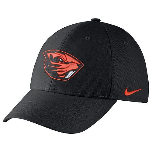 6277ddbe5 Adult Oregon State Beavers Nike Dri-FIT Flex-Fit Cap