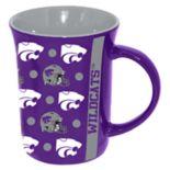 Kansas State Wildcats Line Up Coffee Mug
