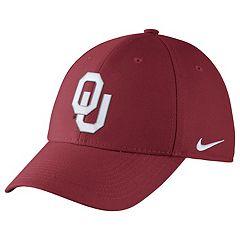 Adult Oklahoma Sooners Nike Dri-FIT Flex-Fit Cap