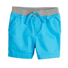 Toddler Boy Jumping Beans® Twill Pull On Shorts