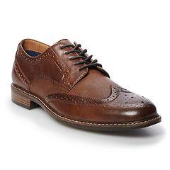 Apt. 9® Elliot Men's Wingtip Dress Shoes