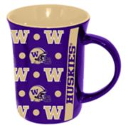 Washington Huskies Line Up Coffee Mug