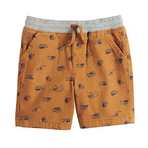 Toddler Boy Jumping Beans® Pull On Twill Shorts