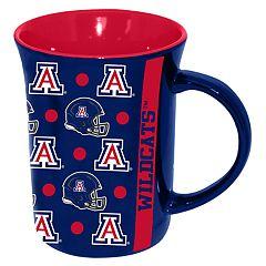 Arizona Wildcats Line Up Coffee Mug