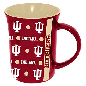 Indiana Hoosiers Line Up Coffee Mug