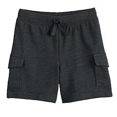 Toddler Boy Jumping Beans® French Terry Cargo Shorts